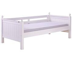 Cama BASIC Day Bed Authentic. Essa é uma cama sofá cujo tamanho é 188x88 cm, padrão de solteiro. #crofths #daybed #sofacama #camainfantil #camacomgradedeproteçao