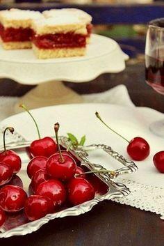 Cherries by Nina Gabelica