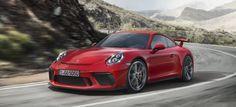 Genf 2017 - Der neue Porsche 911 GT3: Der 500 PS-Sauger