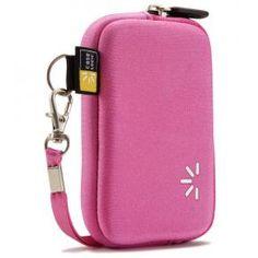 Case Logic UNZB-2 Rosa. Protege tus dispositivos electrónicos, cámaras ultra compactas, MP3, teléfonos móviles ... Estos pequeños estuches con cremallera tienen un perfil delgado y unas opciones de color que combinan con cualquier personalidad.