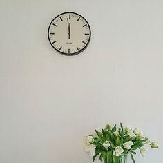 Tak naprawdę jest 13.00, dzień dobry #time #housedoctor #tulips #flowers