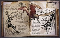 ARK: Survival Evolved — New dossier release, this time for the...