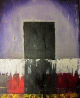 Monolith IV Oil and gesso on canvas. 81x65 cm.  http://kainvk.deviantart.com
