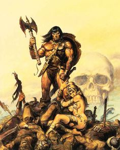 Conan el Cimmerio