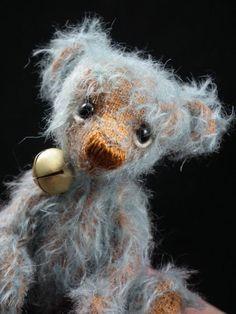 Teddy Edwards, Charlie Bears, Teddy Toys, Rustic Crafts, Cute Stuffed Animals, Cute Teddy Bears, Bar, Handmade Toys, Plushies