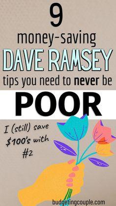 Mo Money, Money Tips, Money Saving Tips, Money Hacks, Financial Quotes, Financial Peace, Budgeting Finances, Budgeting Tips, Dave Ramsey Plan