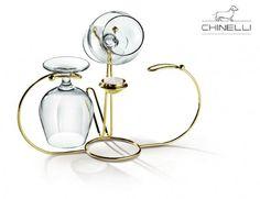 "Incalzitor dublu cognac ""Filo"" placat cu aur by Chinelli http://www.borealy.ro/cadouri-barbati/incalzitor-dublu-de-cognac-filo-placat-cu-aur-by-chinelli.html"