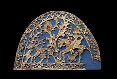 Szarmata életfa - Sarmatian life of tree Folk Art, Ornaments, History, Ribbons, Silver, Gold, Textiles, Culture, Mirror