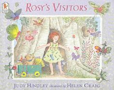 Rosy's Visitors by Judy Hindley Heath Care, Moving Day, Childrens Books, Growing Tree, Crafts, Painting, Inspire, Blanket, Amazon