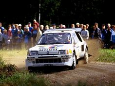 Peugeot 205 - WRC returns: Our top five rally cars 3008 Peugeot, Peugeot 206, 205 Turbo 16, Rally Drivers, Rally Raid, Car And Driver, Toyota Celica, Cars Motorcycles, Cars