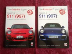 Printed and published. Porsche 911 997, Buyers Guide, Printed, Reading, Day, Books, Libros, Book, Prints