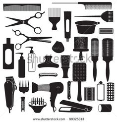 kit barbeiro - Pesquisa Google