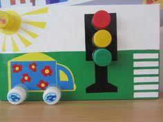 Toddler Learning Activities, Infant Activities, Preschool Activities, Board Decoration, Class Decoration, Diy For Kids, Crafts For Kids, Diy Crafts, Bicycle String Art