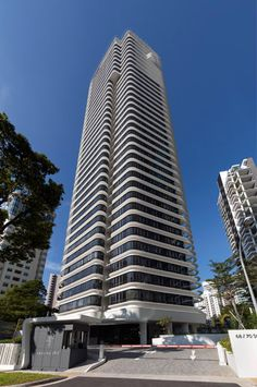one of the most established corporate architectural practices in Singapore with notable works of Marina One, Asia Square Tower and Tanjong Pagar Centre. Hotel Design Architecture, Commercial Architecture, Futuristic Architecture, Colani, Dome House, Unique Buildings, High Rise Building, Facade Design, Dream House Plans