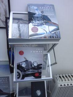 Vol's 1 & 2 of Unique Lalique Mascots books. Art Deco Car, Car Ornaments, Antique Collectors, Art Deco Glass, French Art, Auction, Cars, Antiques, Books