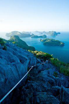 Gravir des montagne I #Thailande I