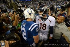 Colts Past and Present