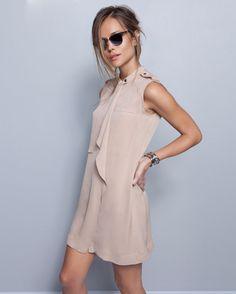 #A.L.C. Natalia Ruffled #Dress | Shop #IntermixOnline.com