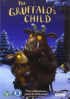 Amazon.co.uk: gruffalos child dvd