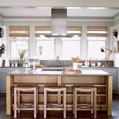 2010 | Seabrook, WA | Kitchen | Designer: Tim Clarke