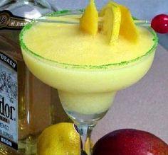 "Mango Margarita: ""This is awesome! Cool, refreshing and pretty."" –chia"