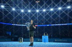 Nitto ATP Finals have completed a record-breaking attendance across 2017 ATP World Tour Season. More than tennis fans visit The for the ninth Andy Murray, Attendance, Sports News, All Over The World, Finals, Tennis, Congratulations, Tours, Building