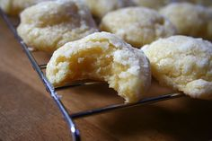 paleo lamon drop cookies