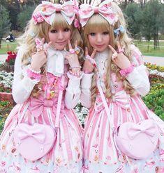 The cute Usagi's Kingdom: As subdivisões II: Sweet OTT