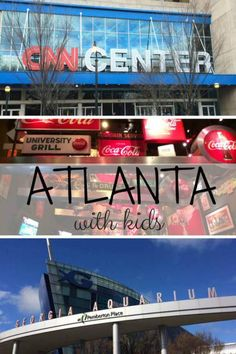 36 Hours with Atlanta with Kids: Things to Do and See in Centennial Olympic Park in Atlanta, Georgia with kids