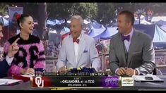 Katy Perry's football predictions on ESPN College Gameday