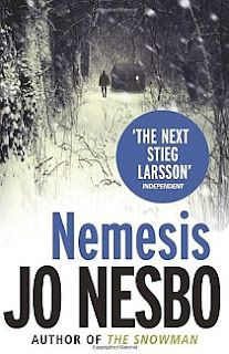 One of the earlier Harry Hole novels: good but not great,