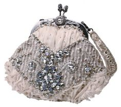 Vintage Handbag - this looks like one of Zelda Fitzgerald's that I drooled over at their house/museum in Alabama.