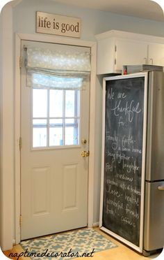 High Quality DIY Door Shade