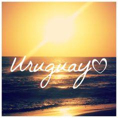 Uruguay ♡ #uruguaynatural