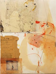 "Fran Skiles Earth Paper Series VIII 24"" x 18"""