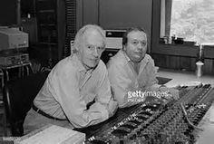 Sir George Martin and Geoff Emerick