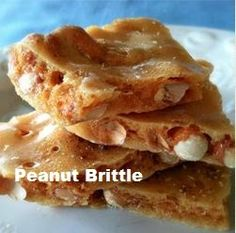 Food Delights and Etcetera: Home Spun Gourmet Brittle