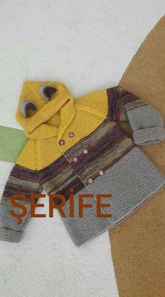 Crochet For Boys, Knitting For Kids, Knit Or Crochet, Baby Knitting, Crochet Baby, Crochet Poncho Patterns, Knitting Patterns, Baby Staff, Baby Coat