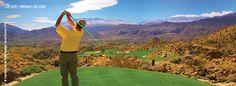 Desert Springs Resort - Gendron Golf