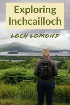 A guide to visiting and exploring Inchcailloch, one of the 22 named islands in Loch Lomond. Uk Destinations, Orkney Islands, Hidden Places, Loch Lomond, Scottish Islands, Backpacking Europe, Scotland Travel, Travel Information, Romantic Travel