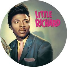 Little Richard - Tutti Frutti: Greatest Hits on Limited Edition Picture Disc LP March 2016