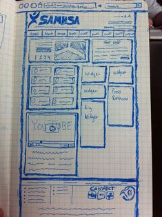 - 33 Great Examples of Web Design Sketches