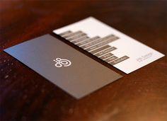 Card design for Job Design, a small design shop run by Tyler Thompson.