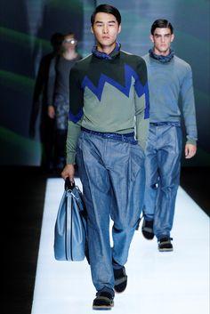 Emporio Armani - Spring Summer 2017 - Men Fashion Shows - Vogue.it