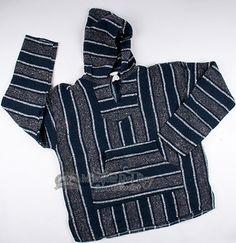 Soft Woven Baja Shirt Hoodie - Extra Large baja-shirt-7