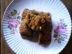 recept cake met courgette