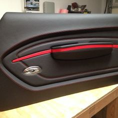 stitch by stitch custom designs. Custom chevelle door panels