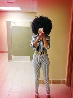 proporção cabelo + quadris