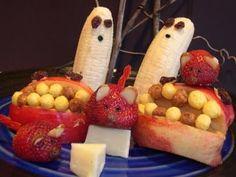 cute idea for kids snacks