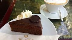 How to make the original 🍰Sacher Cake 🍰 from Vienna Tiramisu, Pudding, Candy, Cookies, Ethnic Recipes, Youtube, Food, Sweet Recipes, Sugar